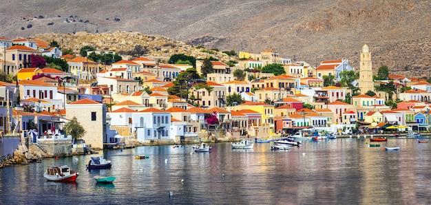 Prachtige griekse eilanden