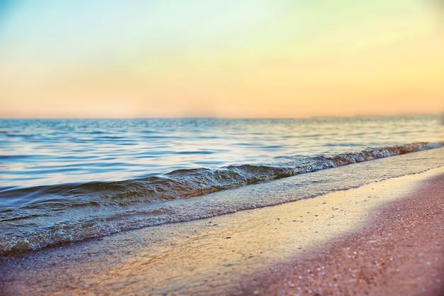 Prachtige kust met rotsen