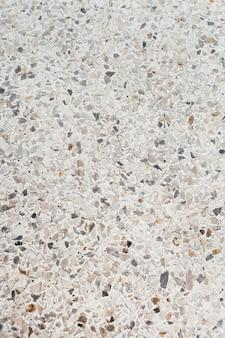 Prachtige mozaïekvloer. neutrale textuur abstract. perfect patroon.