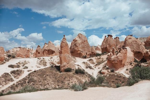 Prachtige rotsen in goreme cappadocië?