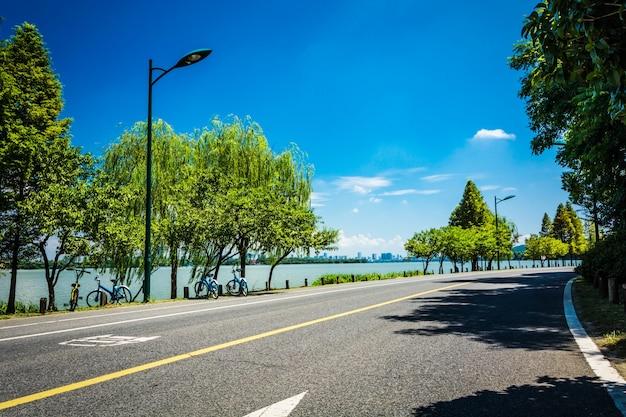 Prachtige weg