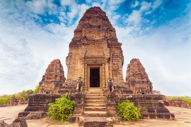 Pre rup tempel, angkor gebied, siem reap, cambodja