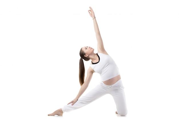 Prenatale yoga, poort vormen