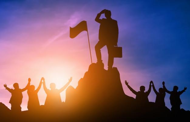 Prestatie en succes van bedrijfsdoelstellingen
