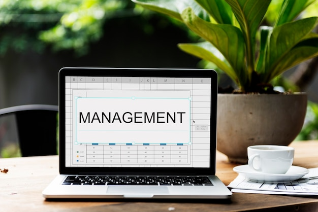 Prestatiesamenvatting management spreadsheet word