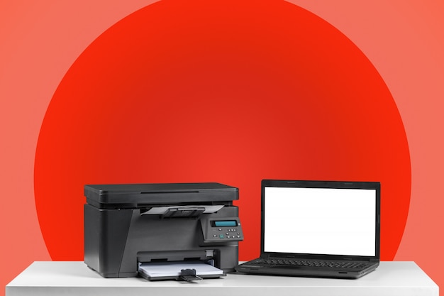 Printer en computer