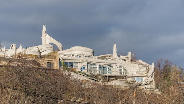 Prive-villa vlakbij de zee in odessa