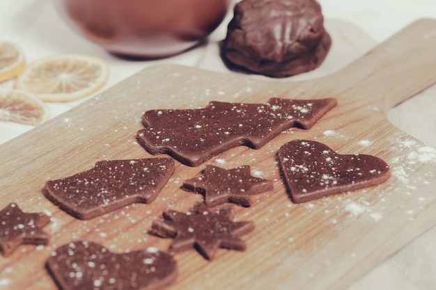 Proces om cookies te maken