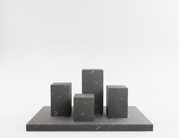 Product presentatie podium