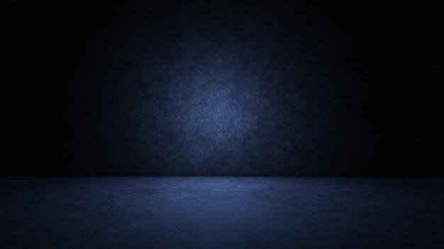 Product showcase spotlight achtergrond3d-rendering