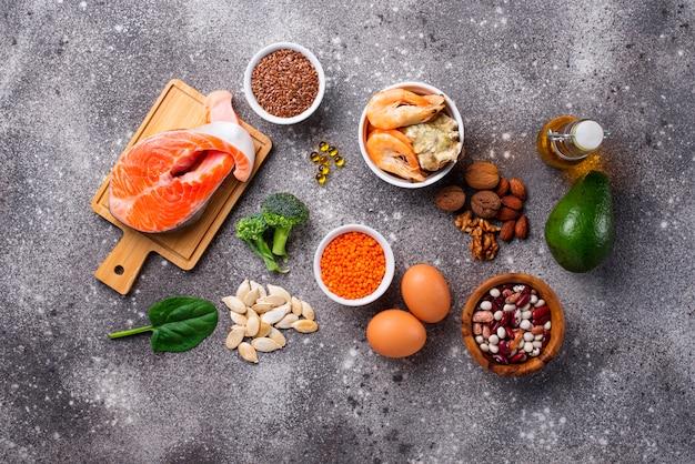 Producten bronnen van omega 3-zuren