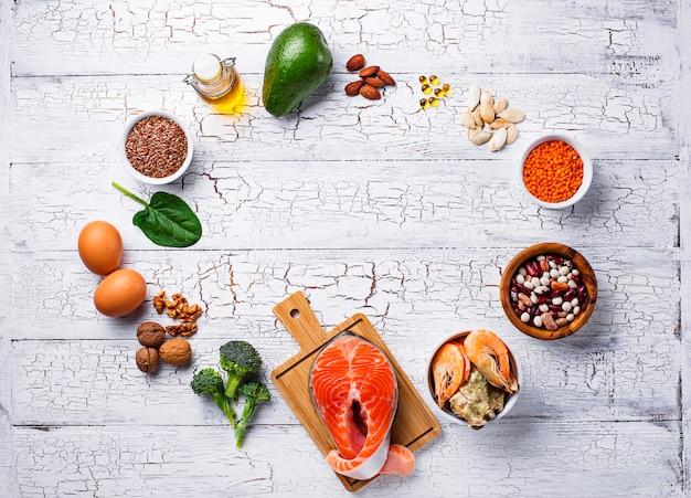 Productenbronnen van omega-3-zuren