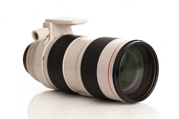 Professioneel objectglas voor camera