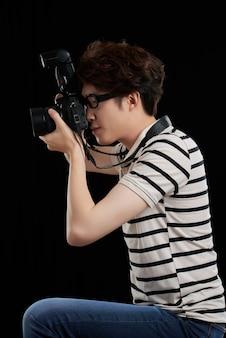 Professionele fotograaf