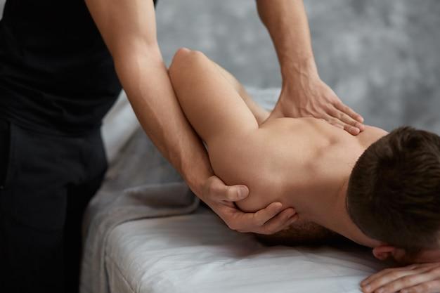 Professionele massage
