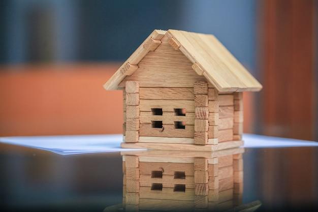 Project van bouw en renovatie huis