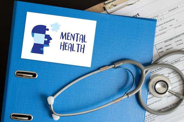Psychisch psychologisch stressmanagement en psychologisch trauma gezondheid