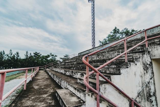 Publiek plaatsingsstadion Premium Foto