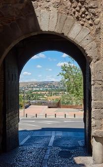 Puerta del cambron deur in toledo
