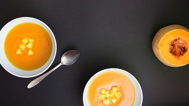 Pumpking soep