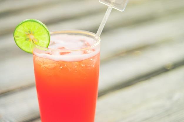 Punch cocktails