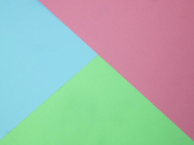 Punchy pastel paper achtergrond