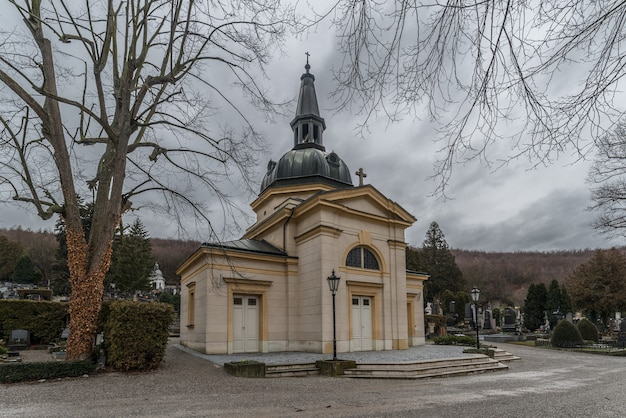 Purkersdorf cemetery neder-oostenrijk