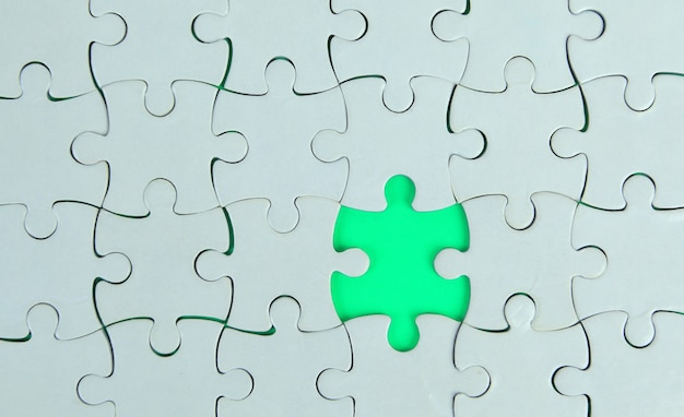 Puzzel abstracte achtergrond