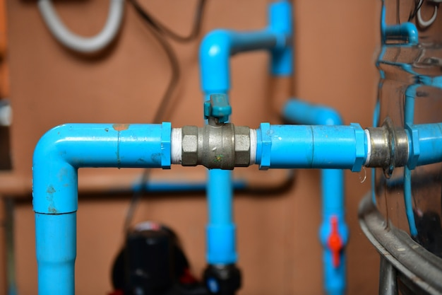 Pvc-buisaansluitingen, pvc-buisfitting, pvc-koppeling, sanitairsysteem