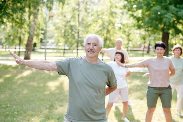 Qigong voor ontspanning en gezondheid