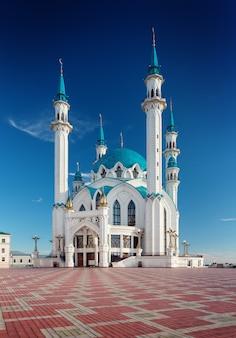 Qol sharif-moskee in kazan rusland