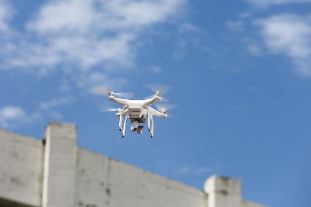 Quadrocopter-drone