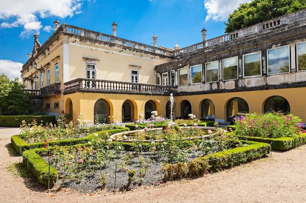 Quinta das lagrimas is een landgoed in coimbra, portugal