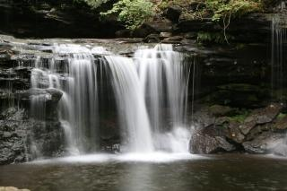 Rachitis glenn watervallen, glenn