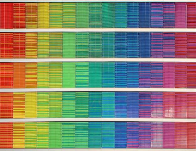 Rainbow frequentie