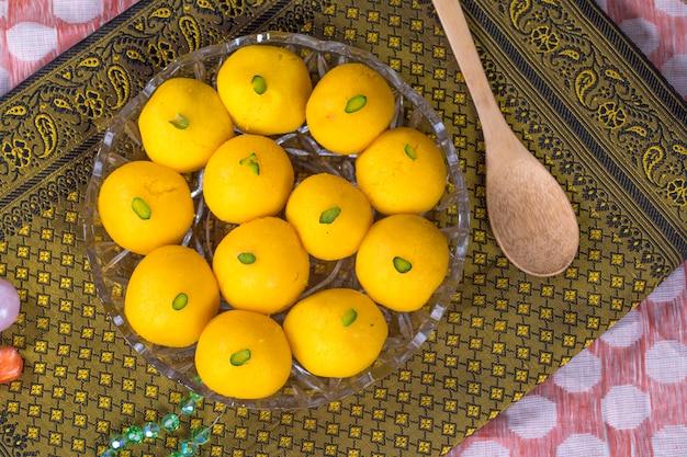 Rajbhog zoet voedsel