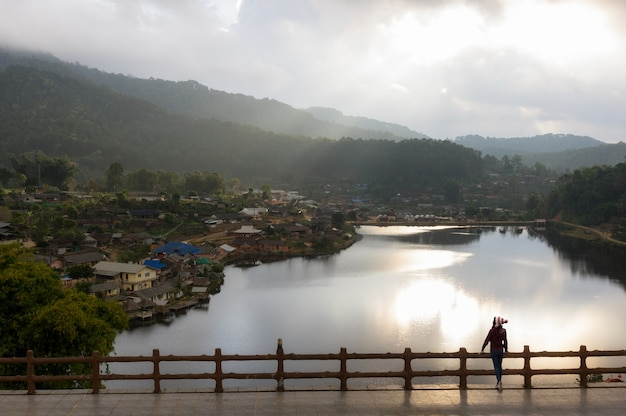 Rak thai dorp