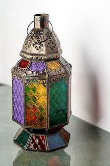 Ramadan lantaarn achtergrond
