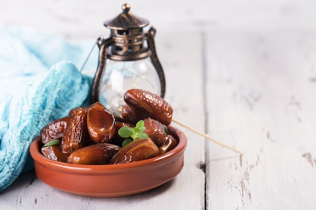 Ramadanlamp en datums