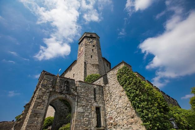 Rapperswil kasteel in zwitserland