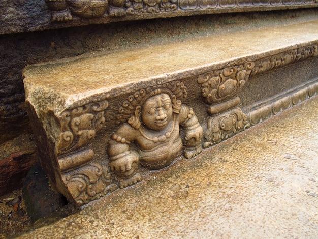 Rathna prasadaya in anuradhapura, sri lanka