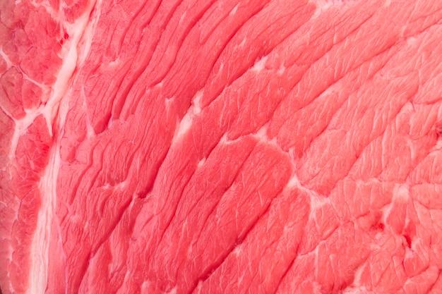 Rauw rundvlees vlees