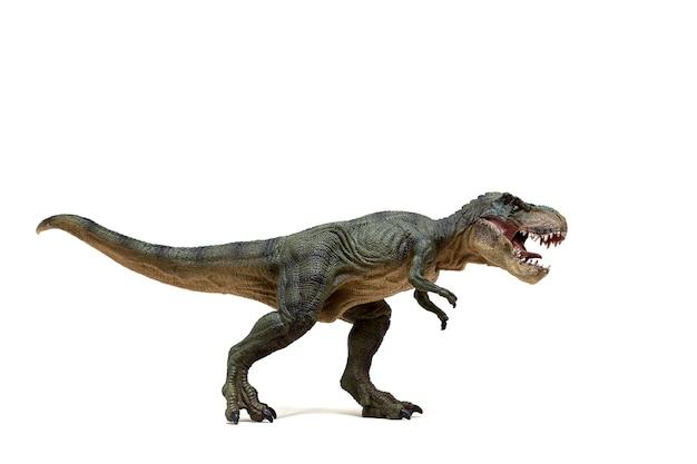 Realistisch tyrannosaurus-speelgoed