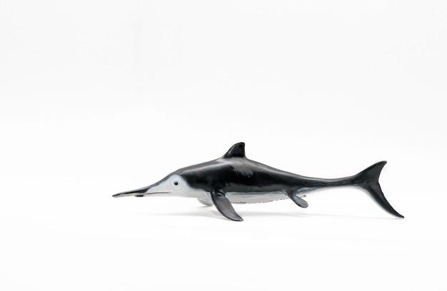 Realistisch zwaardvis speelgoed