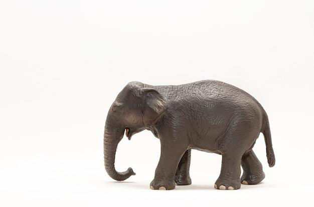 Realistische dierenspeelgoedolifant