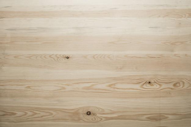 Realistische lichtbruine houten textuur.