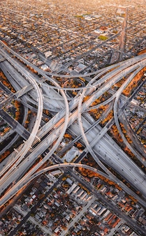 Rechter harry pregerson interchange in los angeles