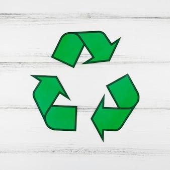 Recycle teken