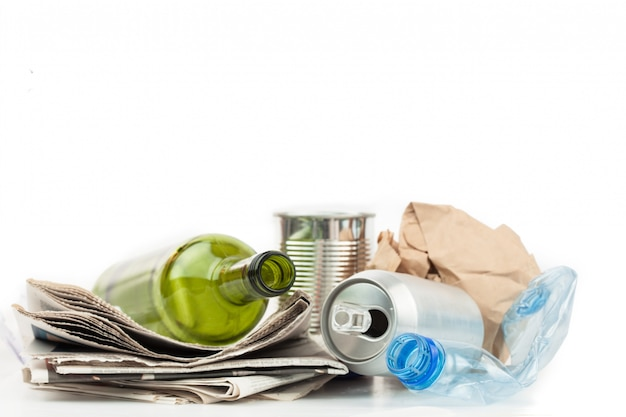 Recyclebare materialen