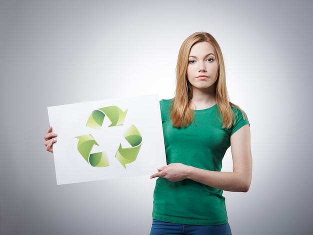 Recycling is een serieus geval in ons leven